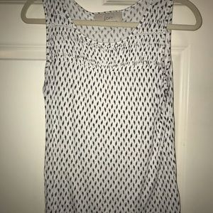 LOFT TANK TOP BLOUSE (S)